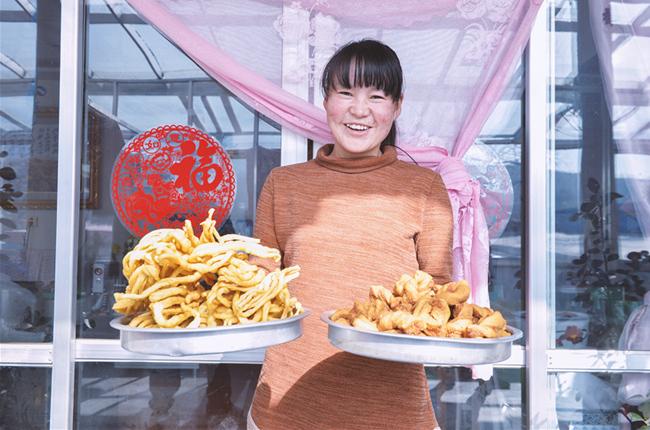 【新春走基层】春节将至 青海农村年味浓