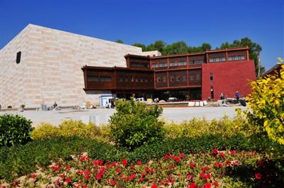 级旅游景区——塔尔寺风景名胜区,aaaa级旅游景点——青海藏文化馆,盘