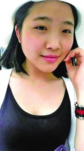 重庆美女大学生高渝上错车失联多日 家人悬赏5万元寻人