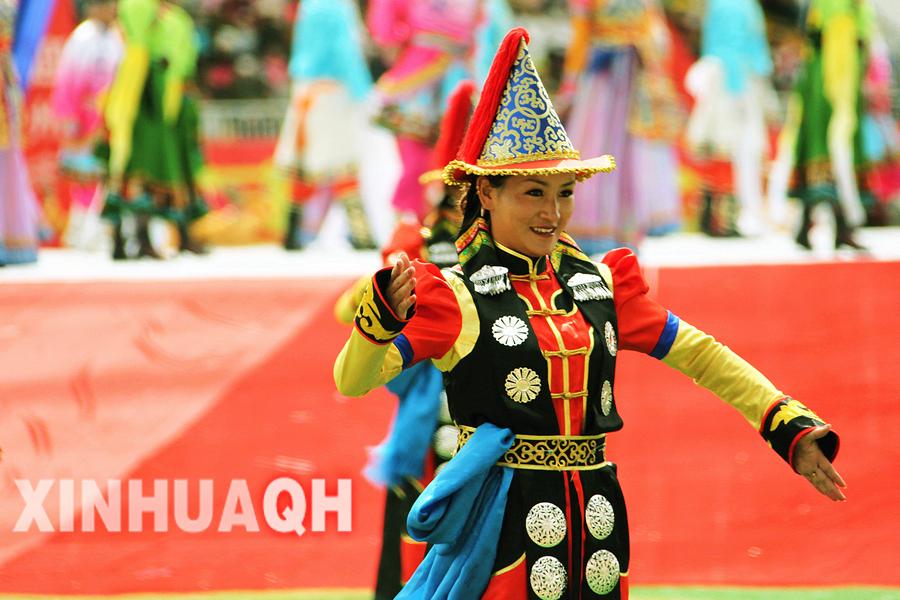 青海省海西蒙古族藏族自治州庆祝建州60周年