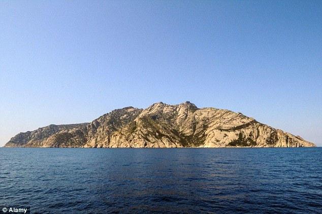 意大利神秘岛基督山