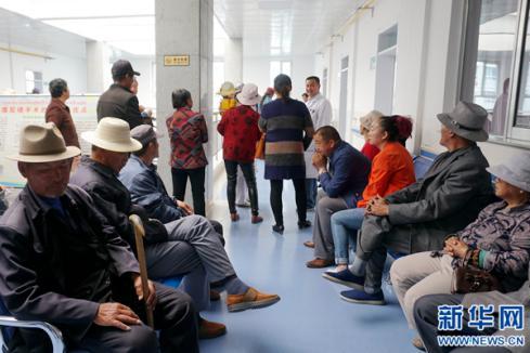 对口援青带来光明:山东滨州免费救治青海祁连白内障患者