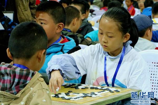 2018年青海省青少年围棋定段、升段赛开赛