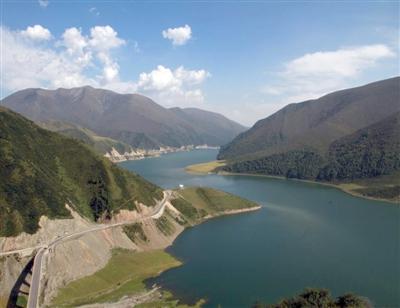 北川河源:西宁水塔源源不断滋润湟水大地