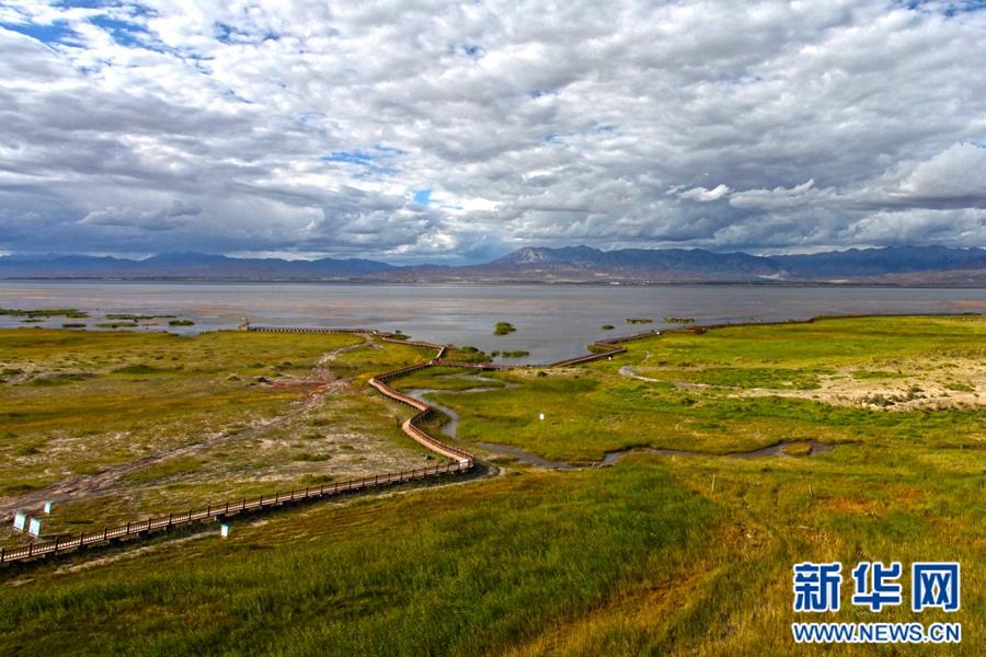 都兰湖国家湿地公园位于青海省海西蒙古族藏族自治州乌兰县铜普镇和