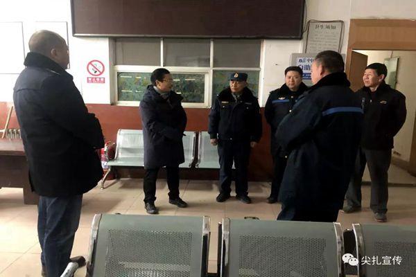 """青海省尖扎县交通运输局以""""三个强化""""全力保障群众安全出行"""
