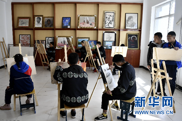 职业教育助力藏区产业脱贫