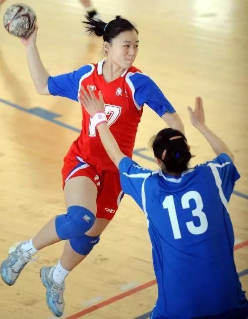 4月4日,手球全国女子全境锦标赛青海体育中心青年v手球广播体操图片