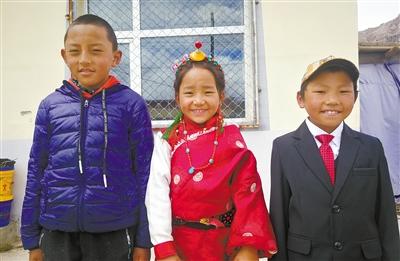 守护澜沧江源的最美童心 一张照片背后的故事