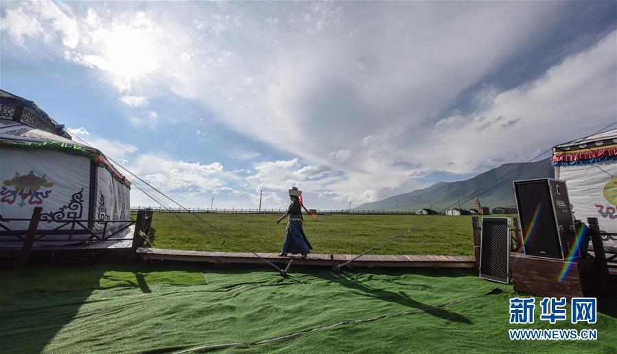 (环境)(6)生态牧场助力牧户增收