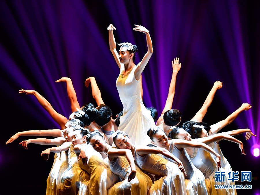 传递追梦力量中国残疾人艺术团公益巡演走进青海