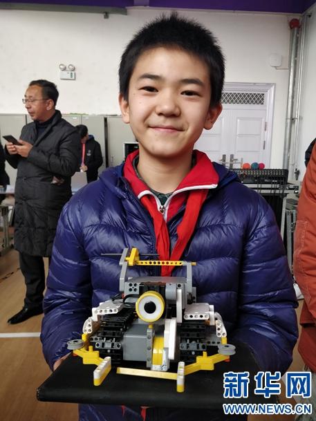 青少年科技创新大赛 孩子展示自我的舞台