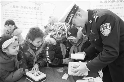 """青海""""122""""全国交通安全宣传日主题活动启动"""