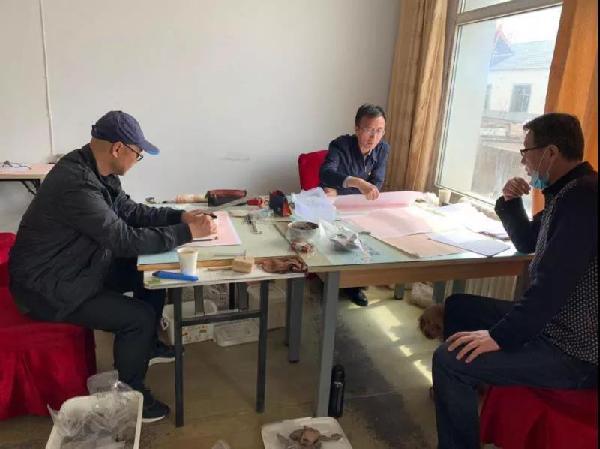 青海文旅:【文旅新闻】下好先手棋 有序推进考古复工