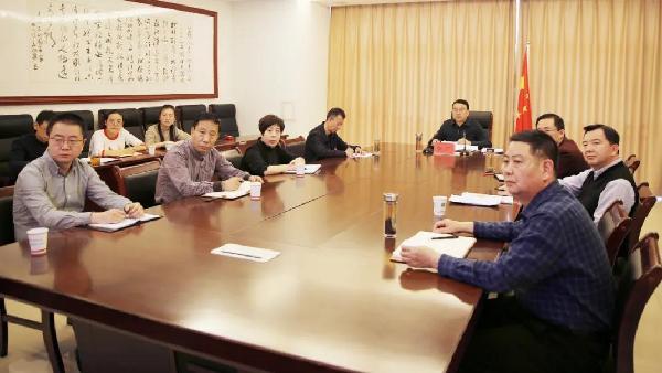 青海文旅:【文旅时讯】省文化和旅游厅召开专题会议传达学习省政府第50次常务会议精神