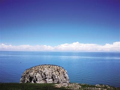 """青湖之大,是洁净的""""高原蓝"""""""
