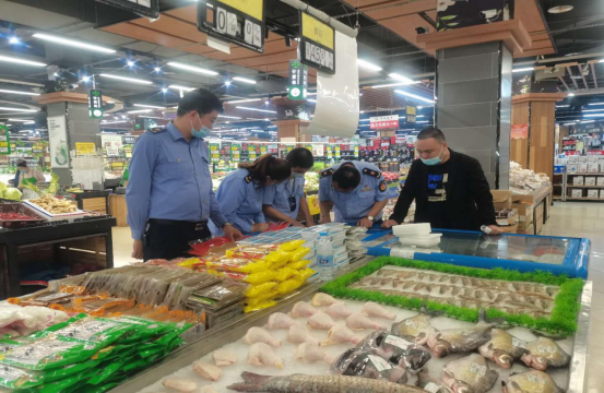 河阴市场监督管理所深入开展了辖区食品和特种设备安全执法检查工作