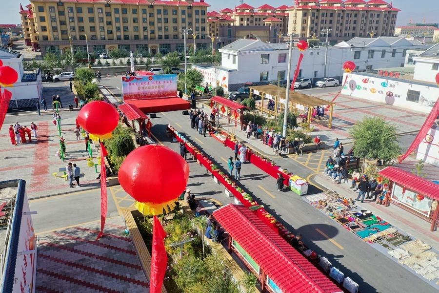 青海乌兰:庆丰收迎小康 共享幸福生活2020-09-14 09:15:45