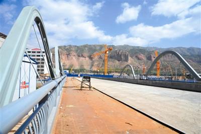 西宁火车站规划道路路网工程