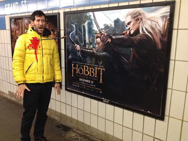 电影《霍比特人》版