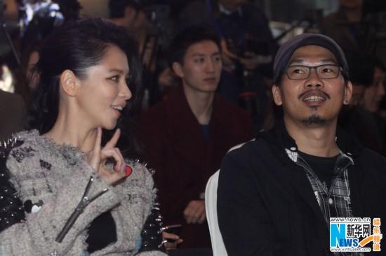 伦被逼婚害羞 徐若瑄释小龙20年后再合作