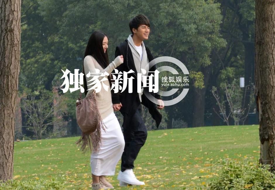 广告女王郭碧婷《小时代》剧照曝光 牵手姜潮(图)