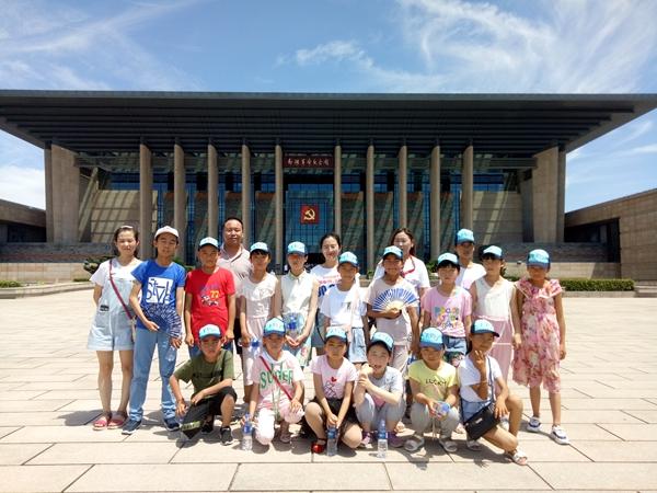 都兰县学子赴嘉兴参加夏令营活动