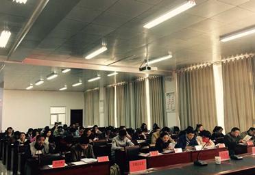 门源县统计局 召开2015年1 人口抽样调查业务培训会