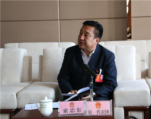 县委常委,组织部部长李晓辉出席县十五届人大代表大会主席团第二次