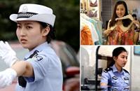 纪实:西安最美女交警的一天