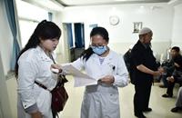 青海檢驗(yan)檢疫局迎來朝覲體檢工作