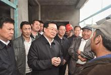 青海省委书记:不破楼兰终不还 打赢脱贫攻坚战