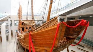 新華VR帶您走進中國航海博物館