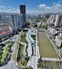 建设海绵城市崇尚绿色发展