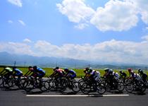自行车——第十六届环青海湖国际公路自行车赛第七赛段赛况