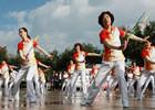 青海:60万人参与 共同迎接全民健身日到来