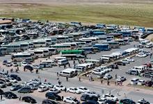 茶卡盐湖景区加强交通疏导确保道路畅通