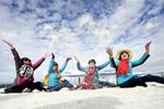 青海茶卡鹽湖旅遊熱度持續