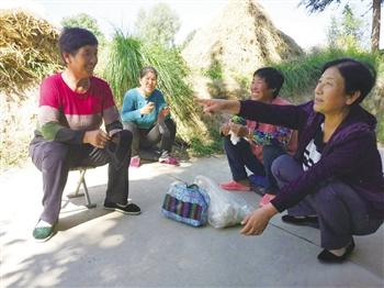 "怒(nu)放(fang)在(zai)隆治河(he)畔的(de)""玉(yu)蘭(lan)花"" ——記(ji)民和(he)縣隆治鄉(xiang)橋(qiao)頭村""第一書記(ji)""李玉(yu)蘭(lan)"