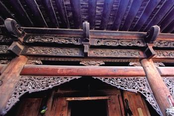 大山深處(chu)的(de)藏式民居