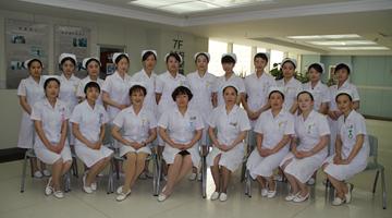 青海大学附属医院肝胆胰外科护理团队