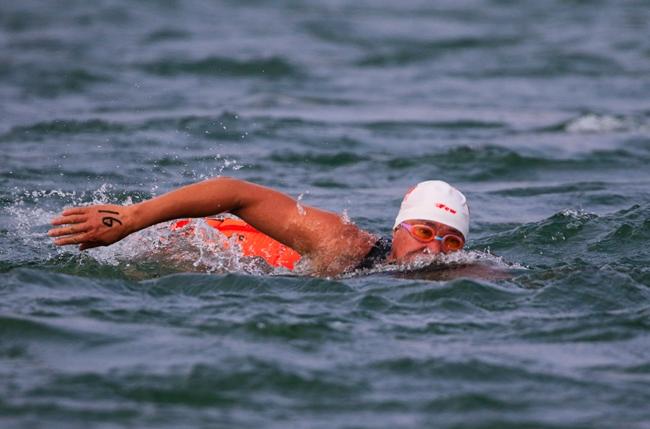 第八屆中國·青海國際(冬季)搶渡黃河極限挑戰精英賽試水