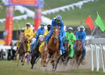 全民健身——馬背盛會(hui)