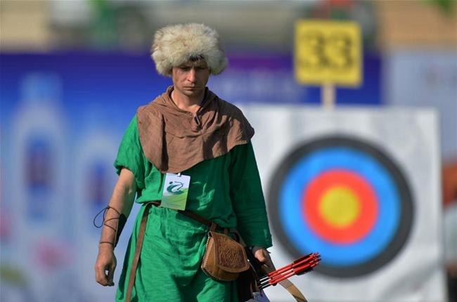 第四屆中國·青海國際民族傳統射箭精英賽開賽