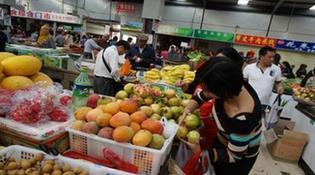 青海省加強兩節期間市場監管
