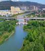 規範(fan)有序的水系、錯li)漵兄碌奶萏鎩 翊啡頻吶├lu)、生機盎然的林草,湟水河流域三年(nian)來共治理312.56平方公里(li)。