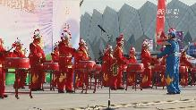 青海西(xi)寧︰萬人奔跑迎(ying)新年(nian)