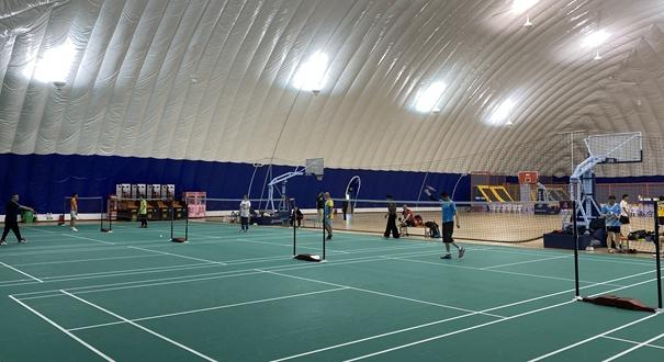 青海西寧:室內體育場館逐步開放