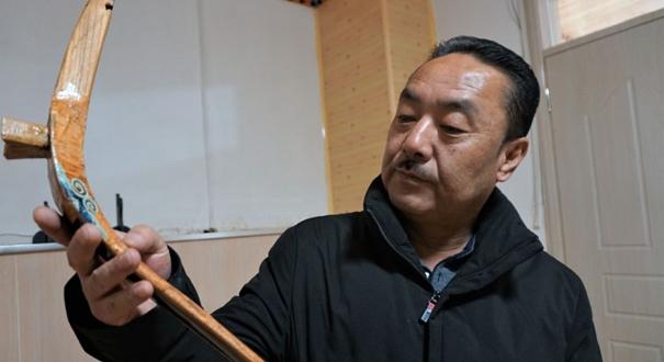 非遺傳承人奧松多傑:把民族文化傳播到世界