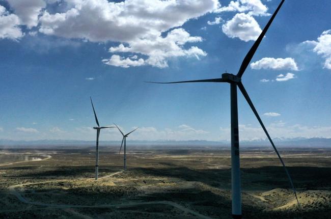 青海上半年清潔能源外送電量突破100億千瓦時